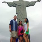 Early Pix with Cristo  - before the crowds