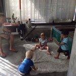 a small children friendly spa
