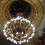 The chandelier - State Opera House