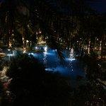 Beautiful Night Photo From Room Balcony