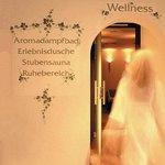 Zugang Wellnessbereich