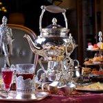 Russian Tea Ceremony at Shalyapin Bar