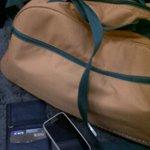 harris travel bag
