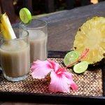 Detox drink for fasting program
