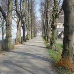 Kaiserswerth - pleasant place to walk along the Rhine