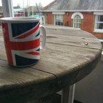 A good cuppa!