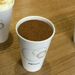 Coffee Presern - Fig liqueur based white coffee