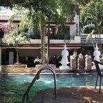 Lovely pool always in sun☀