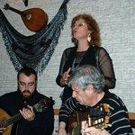 Ana Marina zingt de sterren van de hemel