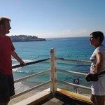 Jelle Marechal (dingo tours), onze persoonlijke en ervaren gids in Sydney