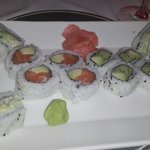 The yummiest shushi served in Cape Town.