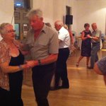 Sequence and Ballroom Dancing in the Zeus Room
