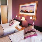 Room 2 has sea views