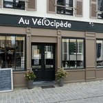 Photo of Restaurant Le Velocipede