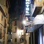 Ночь, улица, фонарь, Толедо...