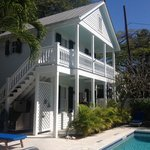 poolside house~ Caribbean is downstairs