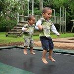 Kiddies Having Fun