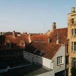 Bruges Roof Tops
