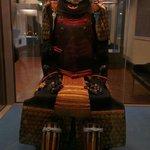 Samurai Armour Display