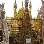 Maybe the oldest stupa in Kakku