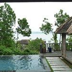 Vedana - Vue de la villa sur la lagune