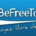 Logo BeFreeToDive