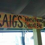Fun Signs at Fishy Fishy