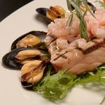Cuccinis Seafood Platter