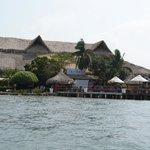 El hotel Decameron Isla Palma.