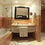 Salle de bain Chambre Double Supérieure Twin