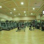 Salle de Fitness Spa
