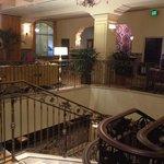 lobby at Canary Hotel