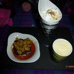 desserts mangue