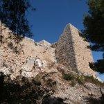 Muraille du château d'Ajloun