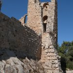Tour du château d'Ajloun