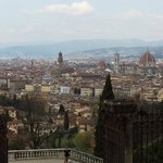 Florence - Vue sur le DUOMO (basilique)