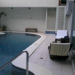 Not very nice pool