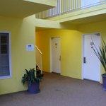 Exterior room 102