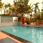 Free access to the pool of the MotherHome Boutique Hotel