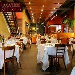 El restaurante La Cafetiere de Anita un lugar para tu disfrute