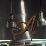 "The world famous Copper ""A"" On our hood."