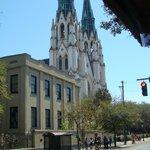 Cathedral of St. John the Baptist     222 East Harris Street, Savannah, GA 31401
