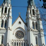 Cathedral of St. John the Baptist  |  222 East Harris Street, Savannah, GA 31401