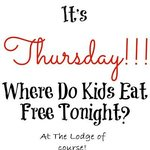Kids Eat Free Thursdays