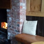 Roaring fires and warm welcomes