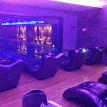 La sala relax della SPA