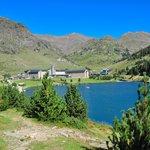 lago y vall de Nuria