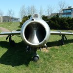 Mig with a big mouth