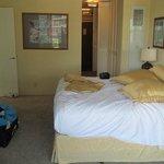 Bedroom at condo 474