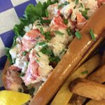 WICKED GOOD LOBSTAH ROLL